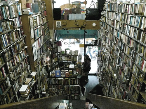 bookshop, Broadway NYC