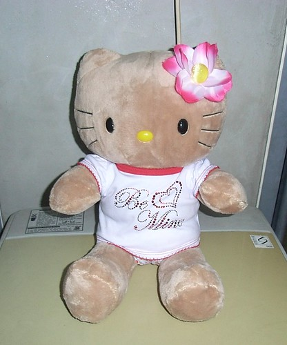 Tanned Hello Kitty
