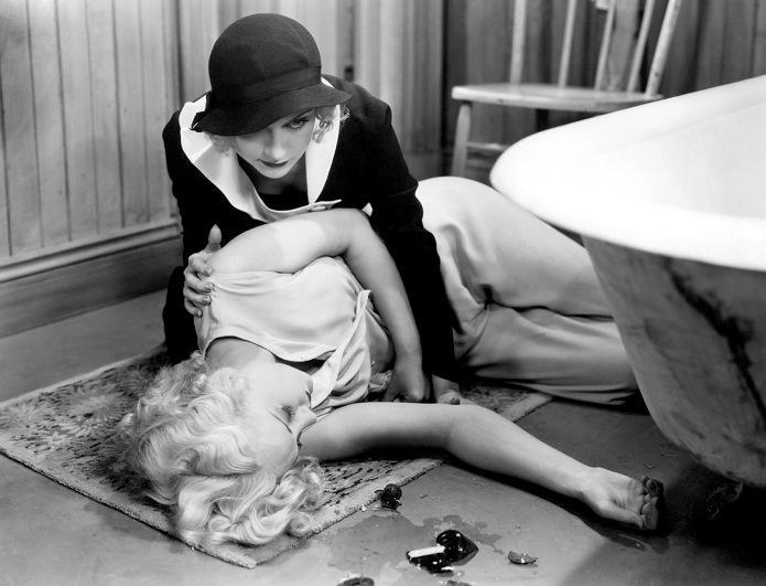 CAROLE LOMBARD - Virtue - SHIRLEY GREY - 1932