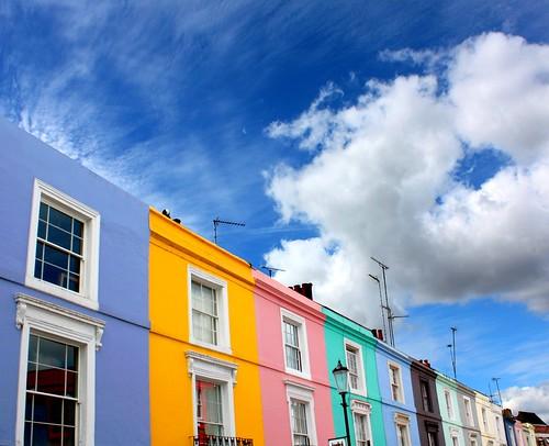 Candy colored Portobello Road (365/145)