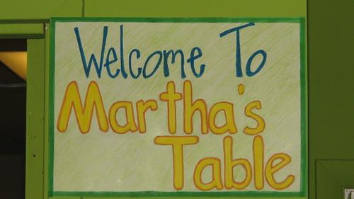Marththas Table