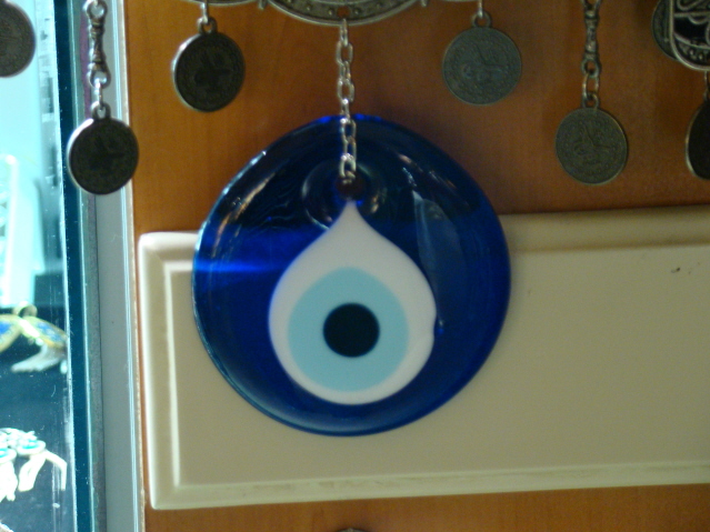An evil eye product