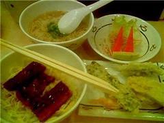 Sushi King set meal
