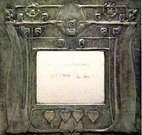 Frances MacDonald. Mirror Honesty.  1896.