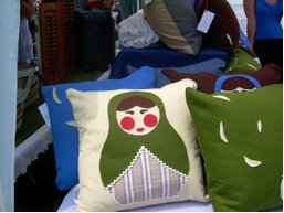 Pillows at Renegade