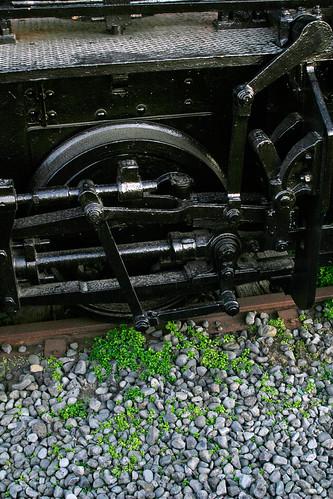 Old Iron; (c) JWR, 2008.
