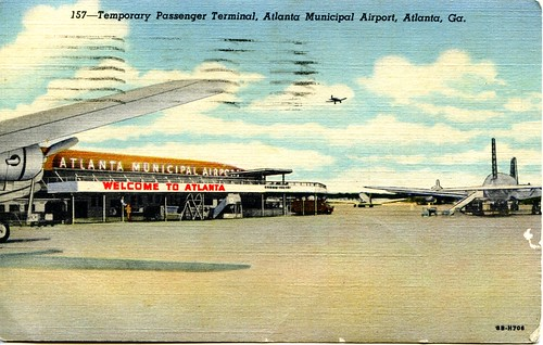 Atlanta Airport - 1952, Augusta, Georgia, July 2008, photo © 2008 by QuoinMonkey. All rights reserved