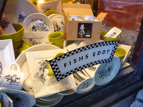 Fishs Eddy, NYC