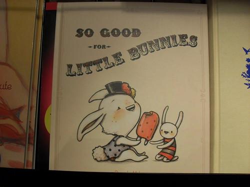 so good for little bunnies brandi milne