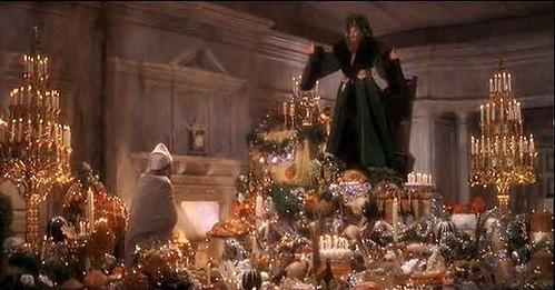 Muchas gracias Mr. Scrooge - por ti.