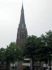 Kerk Rijen