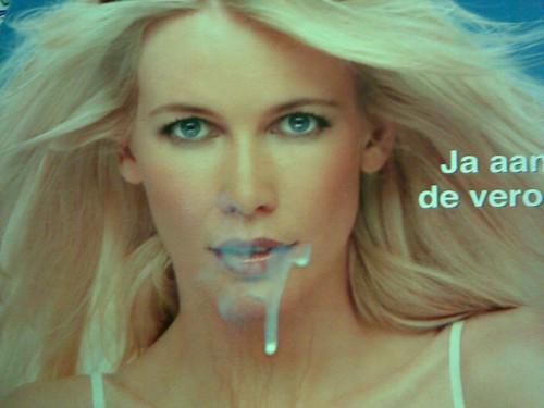 Claudia Schiffer n'a pas souffert