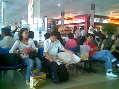 LCCT Departure lounge