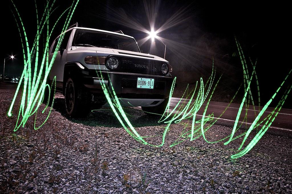 Toyota FJ Cruiser Trail Teams edition