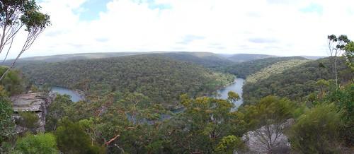 Vista del Royal National Park