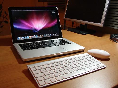 Mi nuevo MacBook