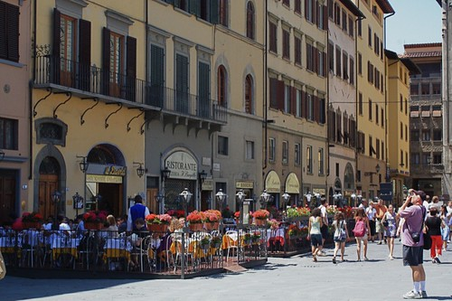 Cafes in Florence