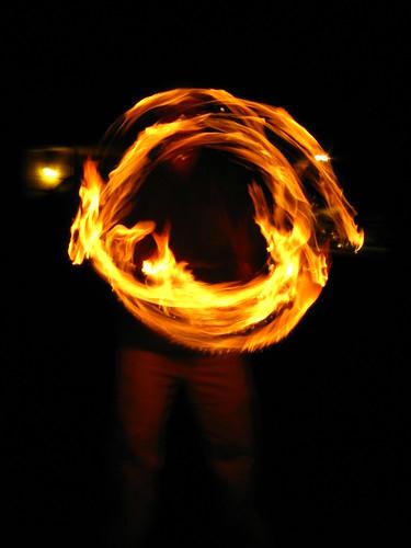 Firefox - juggling fire