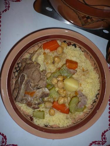 Algerian Couscous, Couscous Algerien by sam_dzusa.