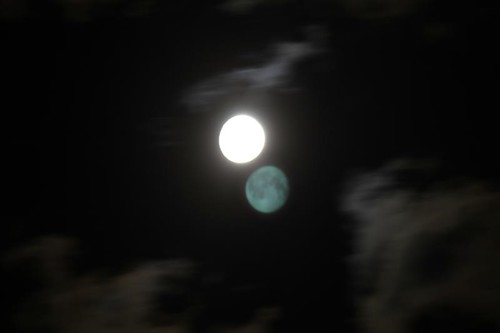 Two Moons in The Sky on 27 August World of Tips Tricks