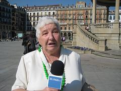 Una de las fotos tomadas por Rosa Jiménez