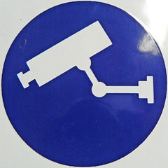 CCTV in action