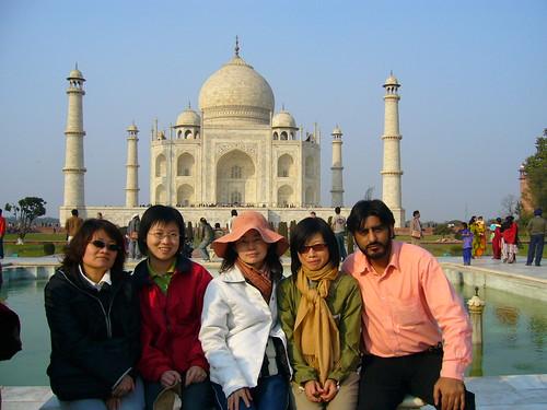 Taj Mahal廣場_3