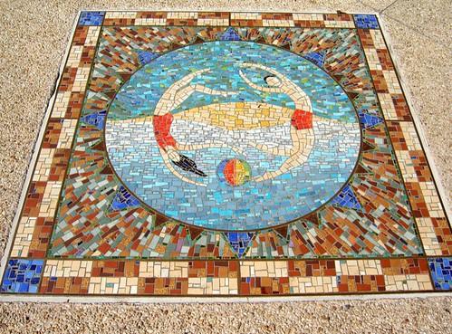 Beach Buddies Mosaic