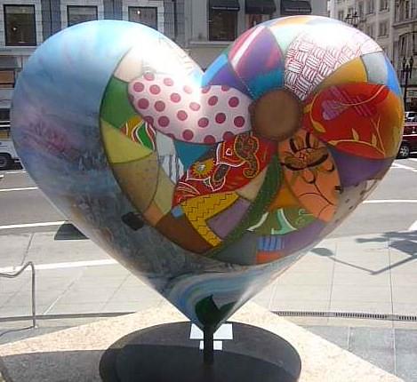 Heart SFO by you.