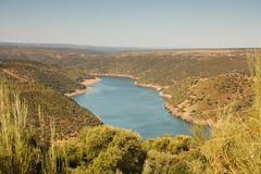 Río Tajo en el Parque Natural de Monfragüe