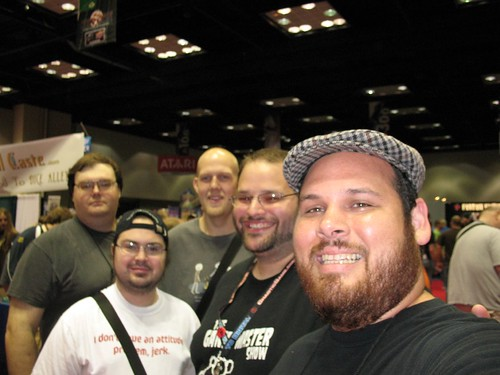 Mario Dongu, Dan, Chris, Ben & Me
