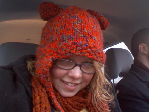 devil kitty hat!