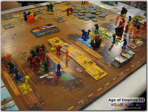 BGC Meetup - Age of Empires III
