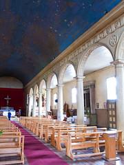Die berühmten Kirchen von Chiloe sind komplett aus Holz