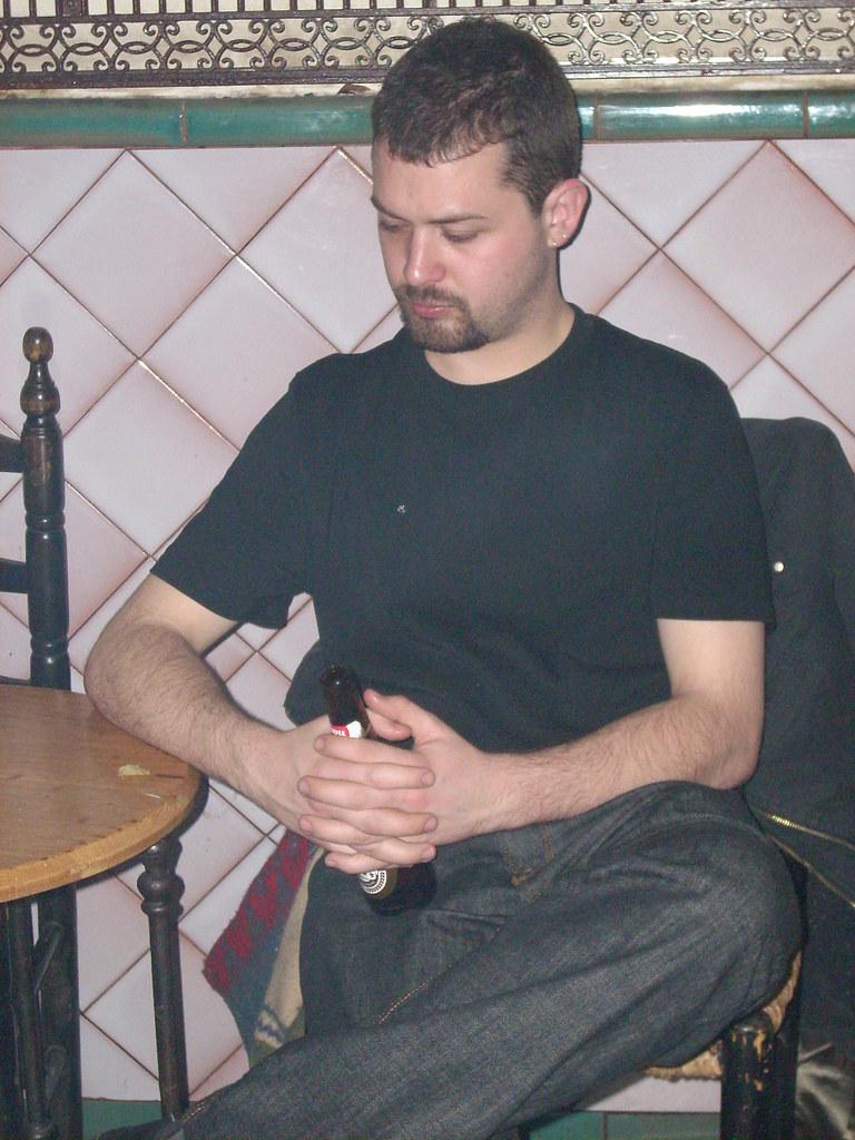Durmiéndome en los bares