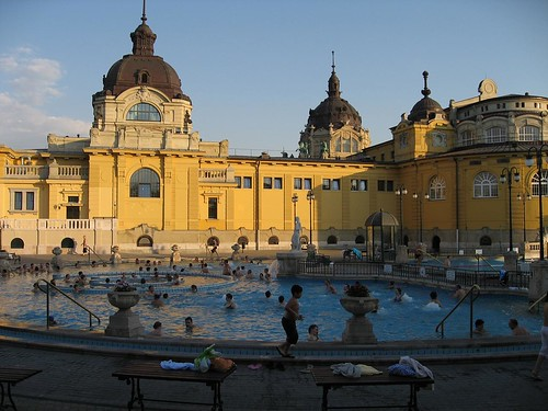 The Szechenyi Baths