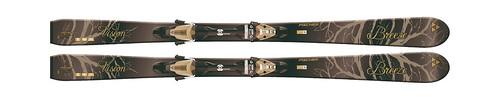 Fischer Vision Breeze Skis 2008/09