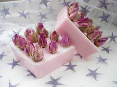 Rosebud Soaps