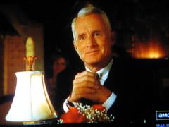 John Slattery as Roger Sterling
