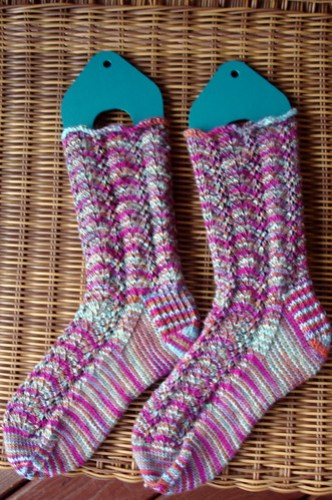 Summer of Love Lace Socks 10-6-2008 8-48-19 AM