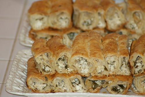 peynirli borek by you.