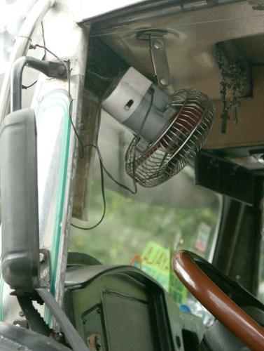 jeepney interiors