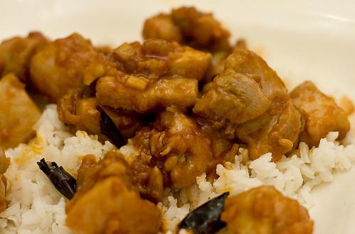 Zuo Zong Tang Ji (General Tso's Chicken, Taiwan Version)