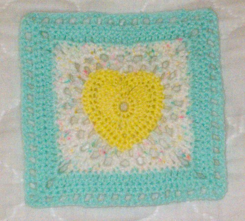 Spare baby blanket #2