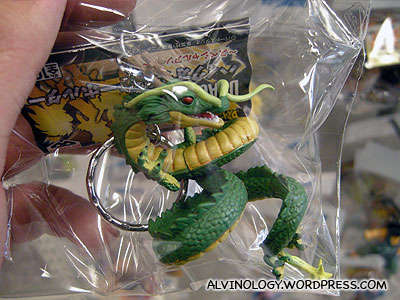 The dragon from Dragon Ball