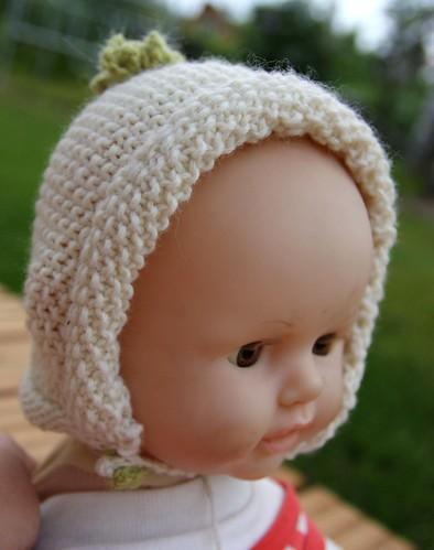 Marshmallow Bonnet