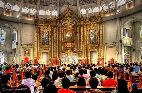 Mass in Antipolo Church Rizal  Buhay Pinoy Philippines Filipino Pilipino  people pictures photos life Philippinen  菲律宾  菲律賓  필리핀(공화�)