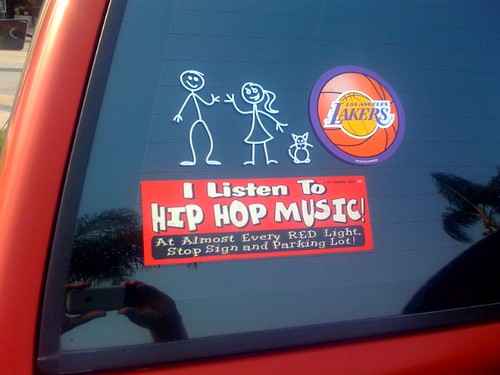 I Listen To Hip Hop Music by jasonEscapist