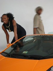 "Behind the Scenes with Photographer Rob Morton of Tre'Lynn Pro December 5, 2008 ""Women at 200MPH"" Concept"