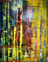 Abstract Painting 780-1 by Gerhard Richter